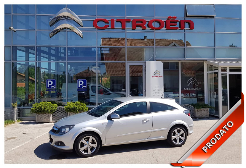 Opel Astra Coupe 1.4 GTC