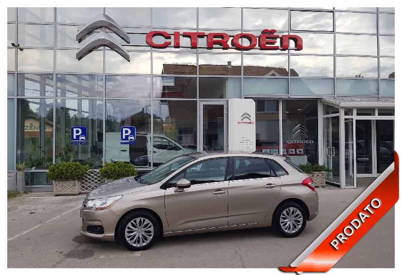Citroën C4 Tendance 1,6HDi