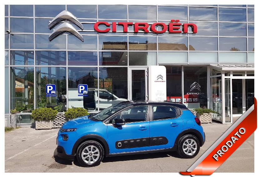 Citroën C3 Feel Puretech